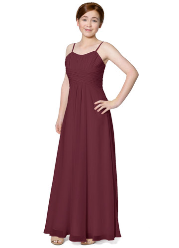 Azazie Eliana Junior Bridesmaid Dress