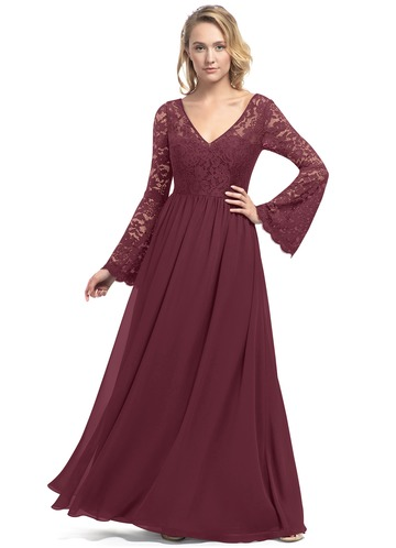 Azazie Hurley Bridesmaid Dress