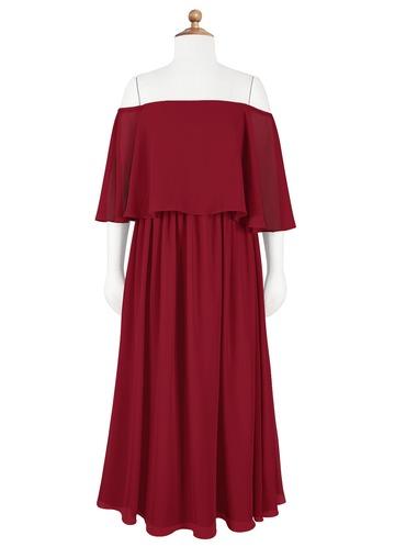 Azazie Natalie Junior Bridesmaid Dress