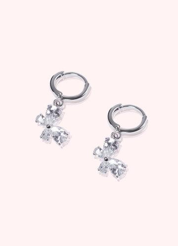 back_Shimmering Cluster Earrings