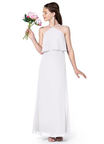 Azazie Raegan Junior Bridesmaid Dress