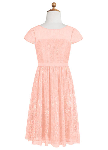 Azazie Ollie Junior Bridesmaid Dress