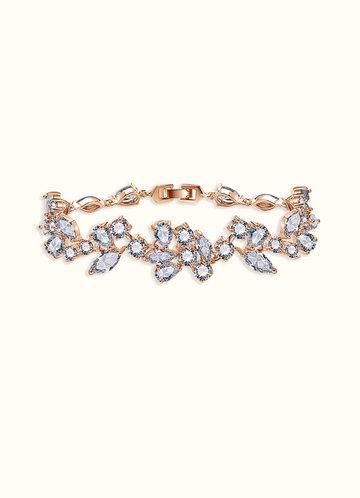 front_Modern Fractile Bracelet