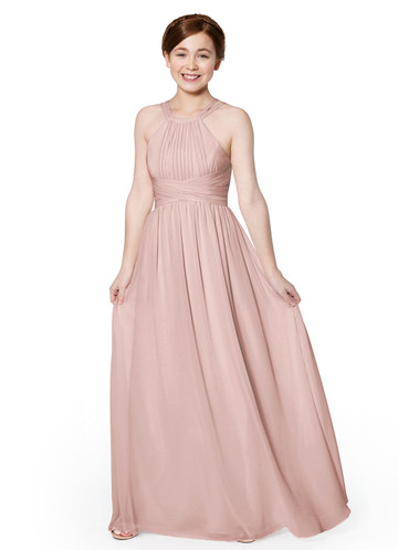 Jr Bridesmaid Dresses with Straps Less