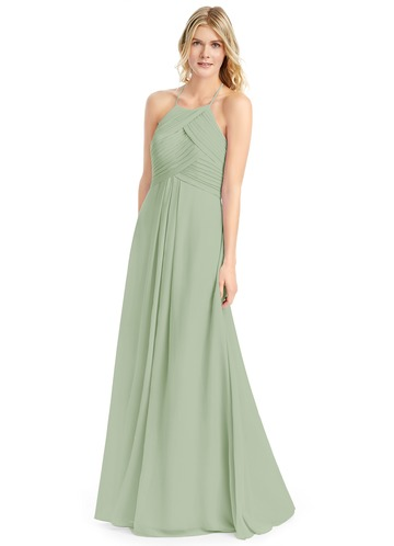 c6f3fc554db23 Dusty Sage Bridesmaid Dresses & Dusty Sage Gowns | Azazie