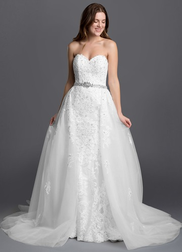 Azazie Kia Wedding Dress