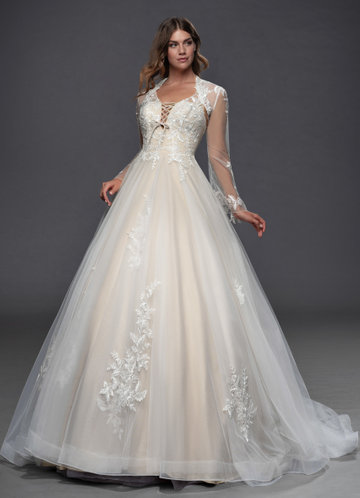 Azazie Charmaine Wedding Dress