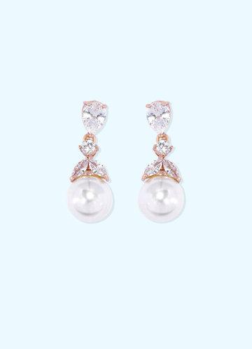 front_Ocean Pearl Earrings