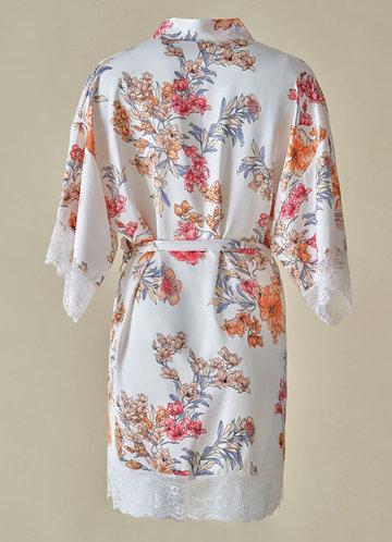 back_Floral Robe