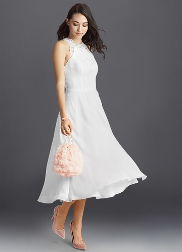 Azazie Peggy Wedding Dress