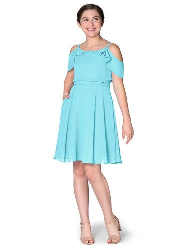 Azazie Beckette Junior Bridesmaid Dress