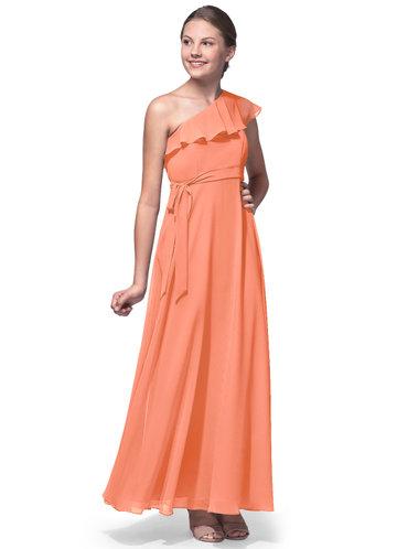 Azazie Eletta Junior Bridesmaid Dress