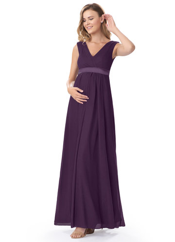 Azazie Angelina Maternity Bridesmaid Dress