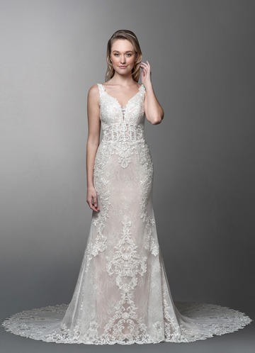 Azazie Ophelia Wedding Dress