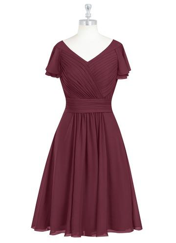 Azazie Hadley Modest Bridesmaid Dress