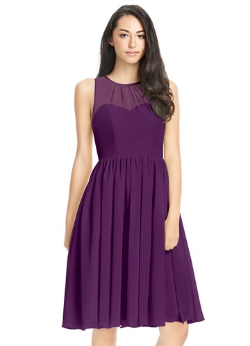 Azazie Mckinley Bridesmaid Dress
