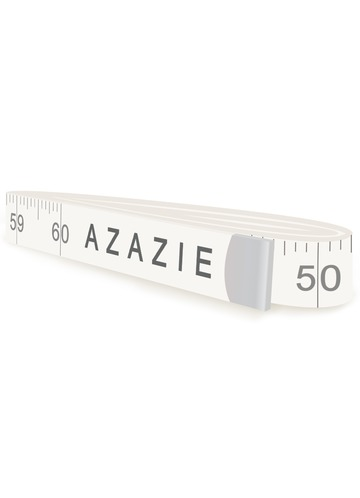 front_Azazie Tape Measure