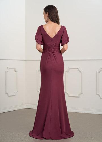 back_Azazie Evianna Mother of the Bride Dress