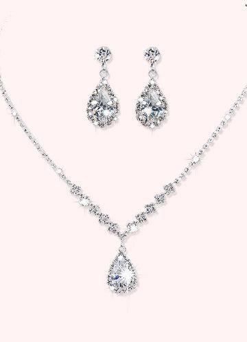 front_Eternal Love Jewelry Set