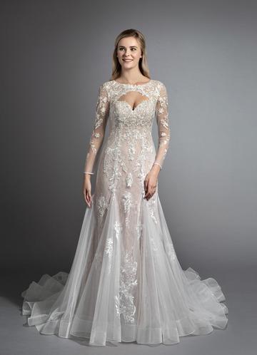Azazie Astrid Wedding Dress