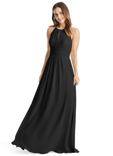 28ce9d1b4633 Black Bridesmaid Dresses | Azazie