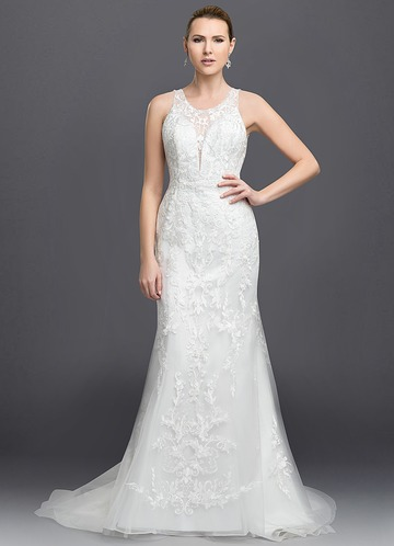 Azazie Coco Wedding Dress