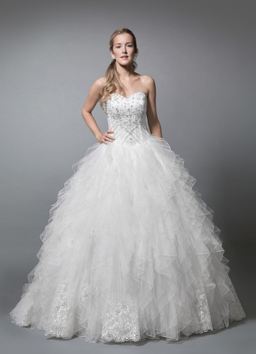 Azazie Allegra Wedding Dress