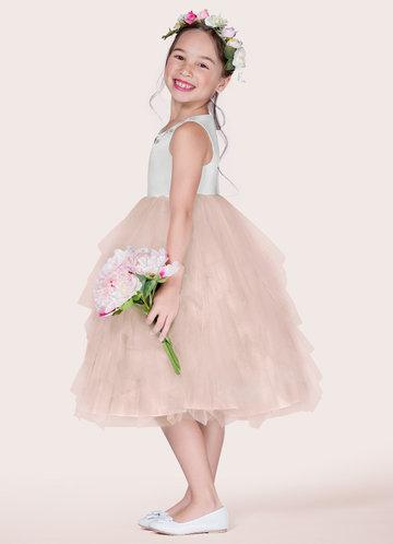 back_Azazie Redondo Flower Girl Dress