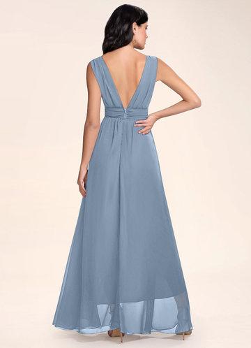 back_Blush Mark Dancing Queen {Color} Maxi Dress