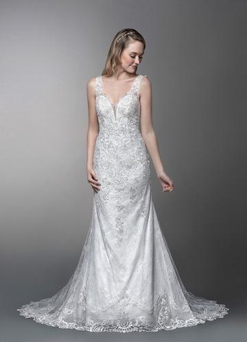 Azazie Caprice Wedding Dress