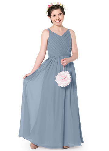 Azazie Leanna Junior Bridesmaid Dress