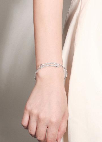 front_Snake-Head Bracelet