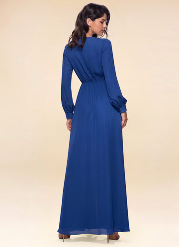 back_One And Only {Color} Maxi Dress