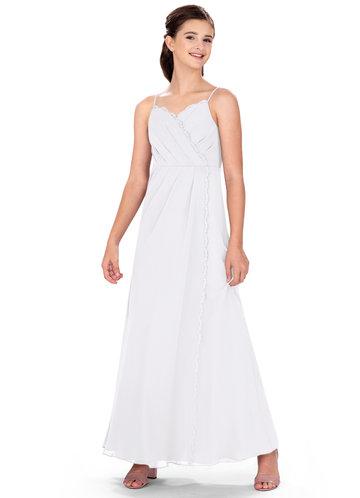Azazie Tegan Junior Bridesmaid Dress