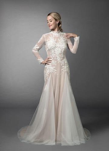 Azazie Zion Wedding Dress