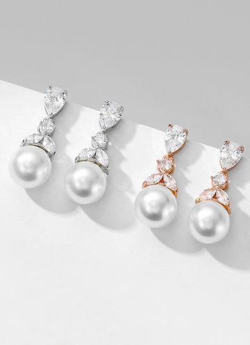 back_Ocean Pearl Earrings