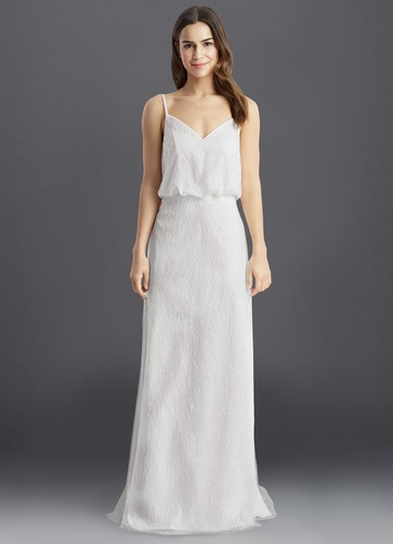 Azazie Winter Wedding Dress
