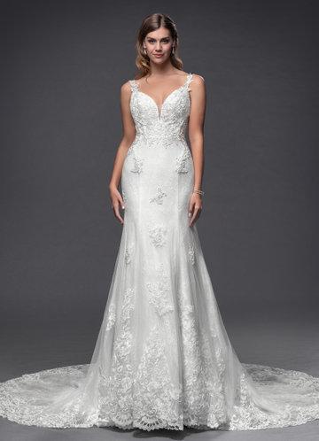 Azazie Amelie Wedding Dress
