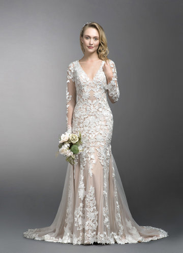 Azazie Dulce Wedding Dress