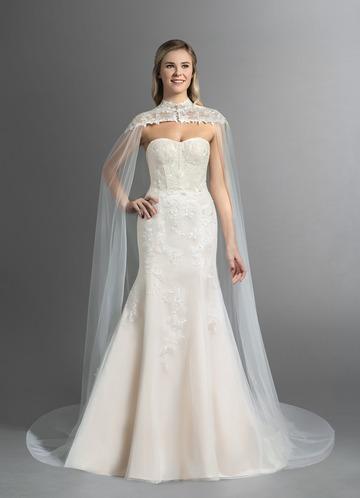 Azazie Guadalupe Wedding Dress