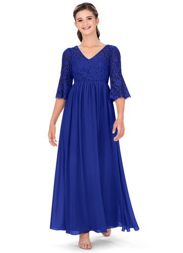 Azazie Hurley Junior Bridesmaid Dress