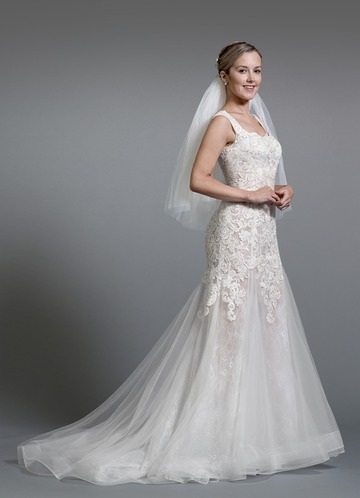 Azazie Meena Wedding Dress
