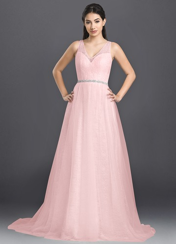 Azazie Heaven Wedding Dress