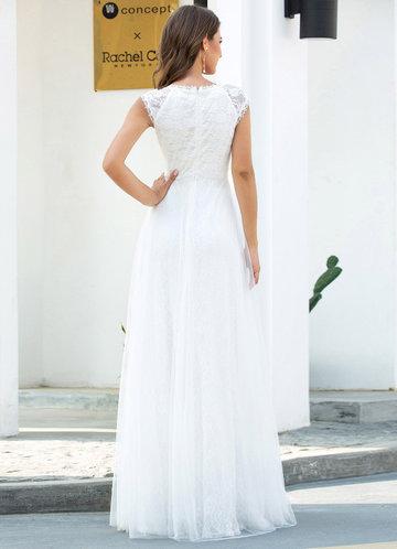 back_EVER-PRETTY Lace Maxi Dress