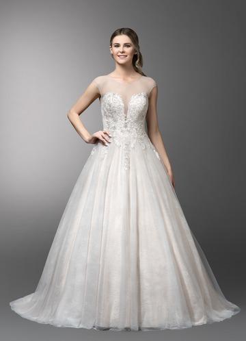 Azazie Viveca Wedding Dress