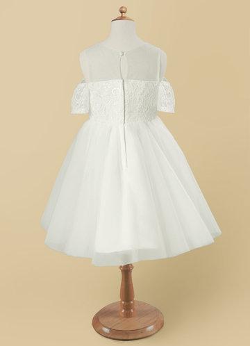 back_Azazie Nantale Flower Girl Dress