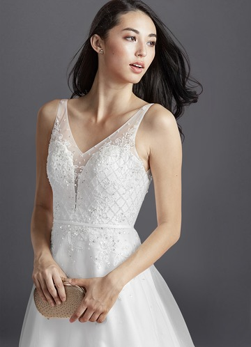 Azazie Krystal Wedding Dress