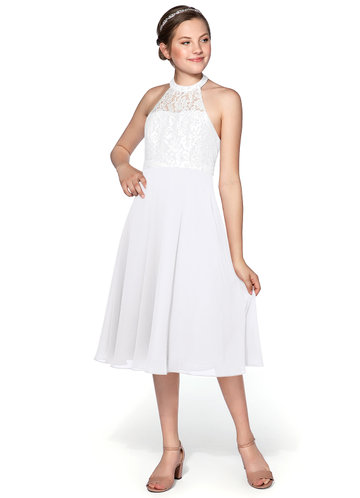 Azazie Muriel Junior Bridesmaid Dress