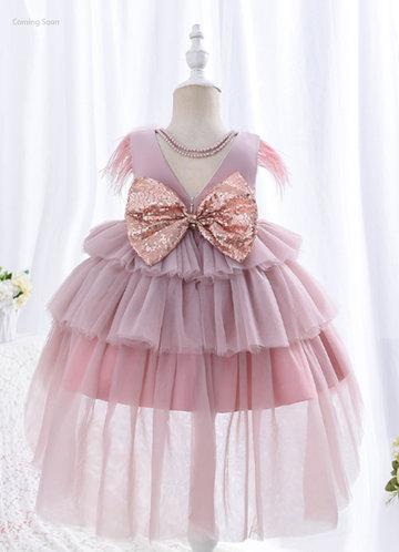 back_Azazie Anastasia Flower Girl Dress