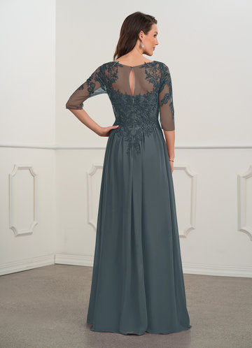 back_Azazie Mirielle Mother of the Bride Dress